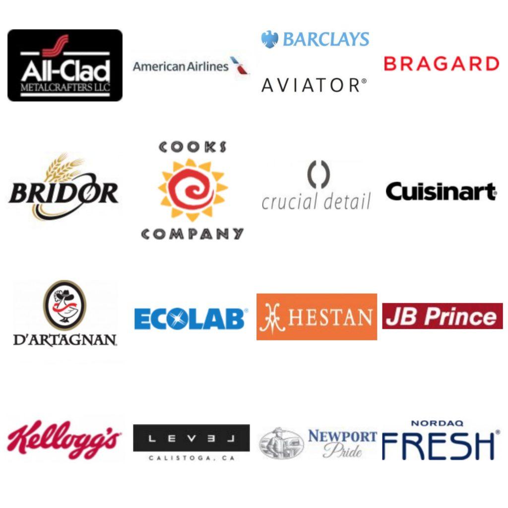 Sponsor Logos A-N