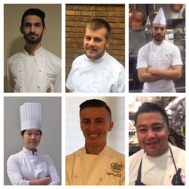 2016 Young Chefs