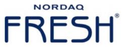 NORDAQ FRESH LOGO