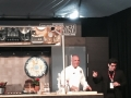 Billy Harris introduces Chef Jerome Bocuse