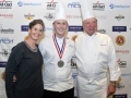 Commis Brendan Scott, Chef Henin, Heidi Mariak All Clad_Photo_Credit_BryanSteffy
