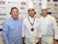 Commis Luis Reyes, Chef Peters, David Hardie, San Pellegrino_Photo_Credit_BryanSteffy