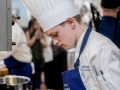 Young Chef Assistant Jesse Jacques Cooking_PhotoCredit_KenGoodman