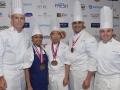 Team Jeff Hayashi, Chef Keller, Chef Kaysen