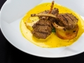 Chef Vikram Vij - Marinated Lamb Popsicles with Fenugreek Cream Curry -Anthony Mair