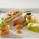 Hungary Fish Plate