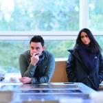 Gavin Kaysen and Monica Bhambhani
