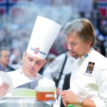 """Gavin Kaysen and Tommy Myllymaki, the 2011 Bocuse d'Argent from Sweden.Bocuse d'Or  Lyon, France  (January 30, 2013)<a href=""""http://www.ulteriorepicure.com"""" rel=""""nofollow"""">the ulterior epicure</a> 