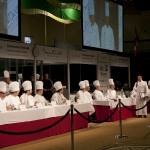 First Round of Competition at the Bocuse d'Or 2010.
