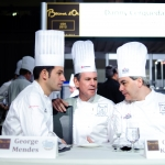 George Mendes, Thomas Keller, and Gabriel Kreuther