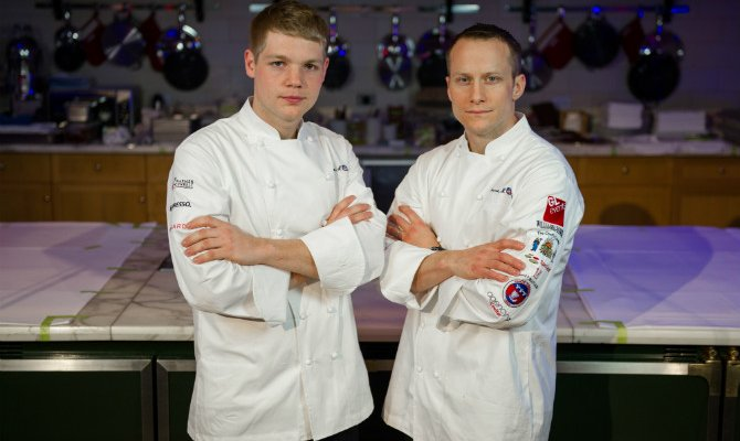Two Years In Lyons France Is Known As The Olympics Of Cooking Compeions Where 24 Teams From Countries Around World Send Their Best Chefs
